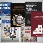 Zestaw książek dla inwestora w mieszkania na wynajem